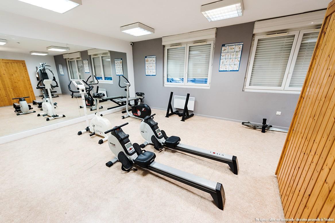 image  2019 06 21 residence etudiante suitetudes jardins de pasteur nimes  parties communes salle de fitness 2