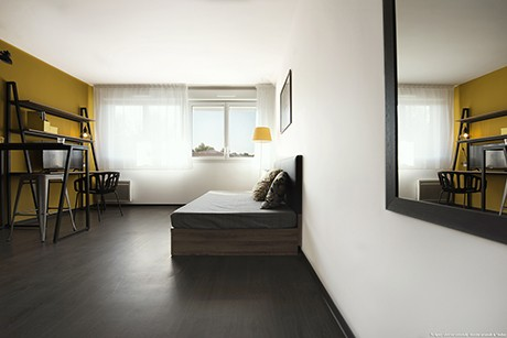 image  2019 06 21 residence etudiante suitetudes kampus 30 nimes T1 chambre piece a vivre