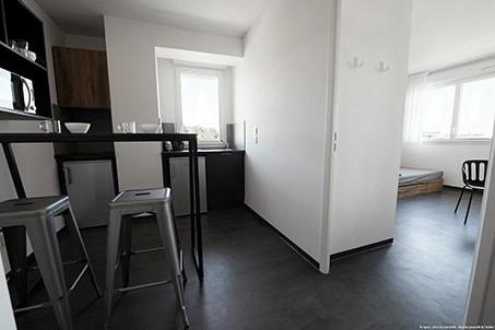 image  2019 06 21 residence etudiante suitetudes kampus 30 nimes T2 kitchenette 2