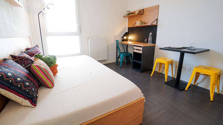 image  2021 08 03 residence etudiante suitetudes cote rambla montpellier studio simple 1 8